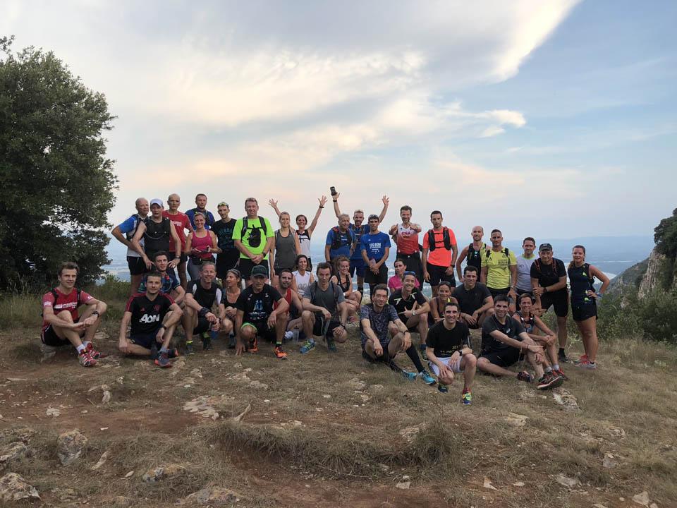 06/08/2018 Sortie trail à Crussol