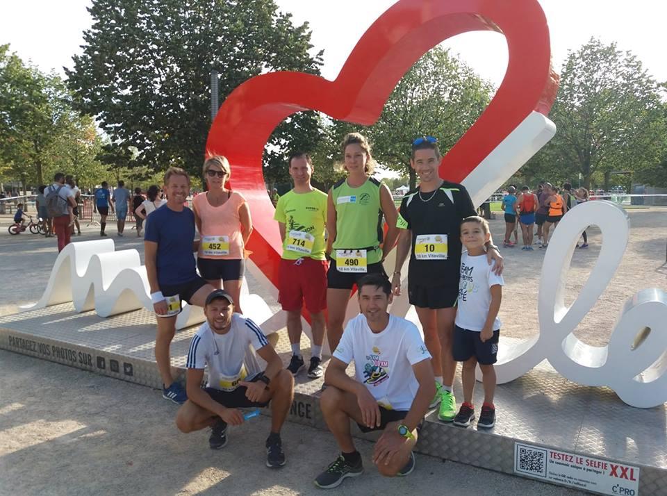 Course Vitaville Valence - 15/09/2018