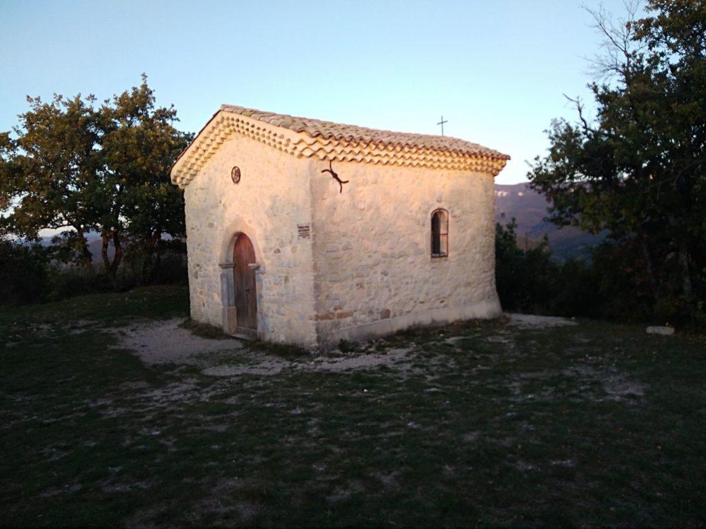 Chapelle Sainte Marguerite à Combovin