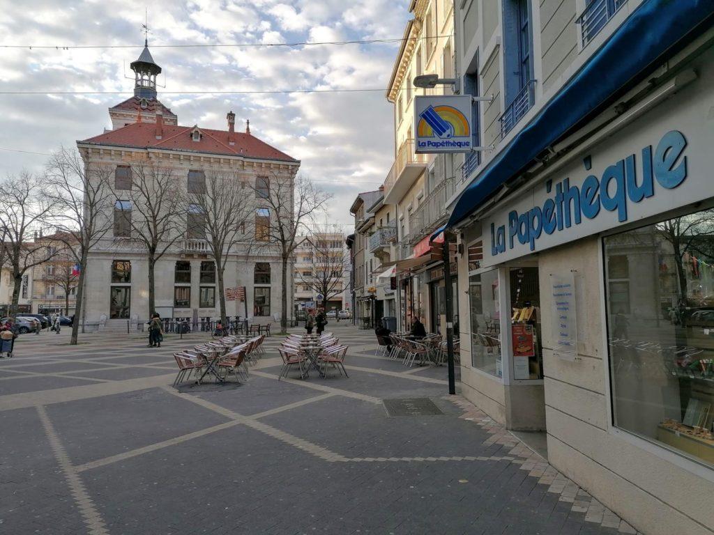 Papéthèque Valence