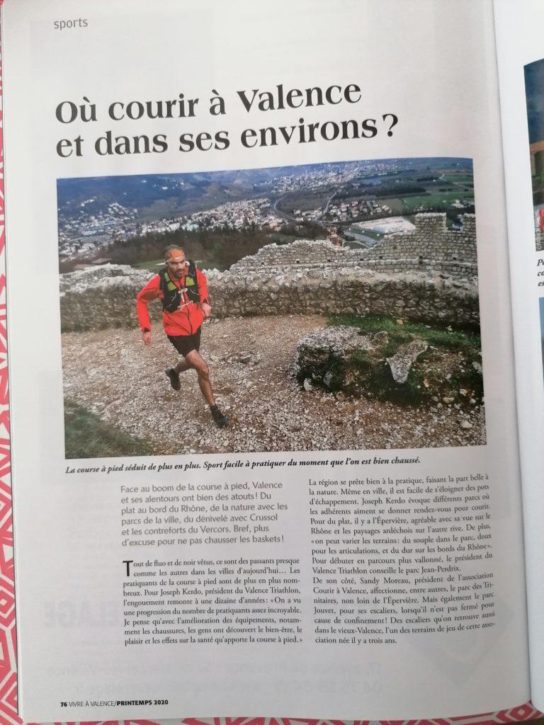 Où courir à Valence et dans ses environs ?